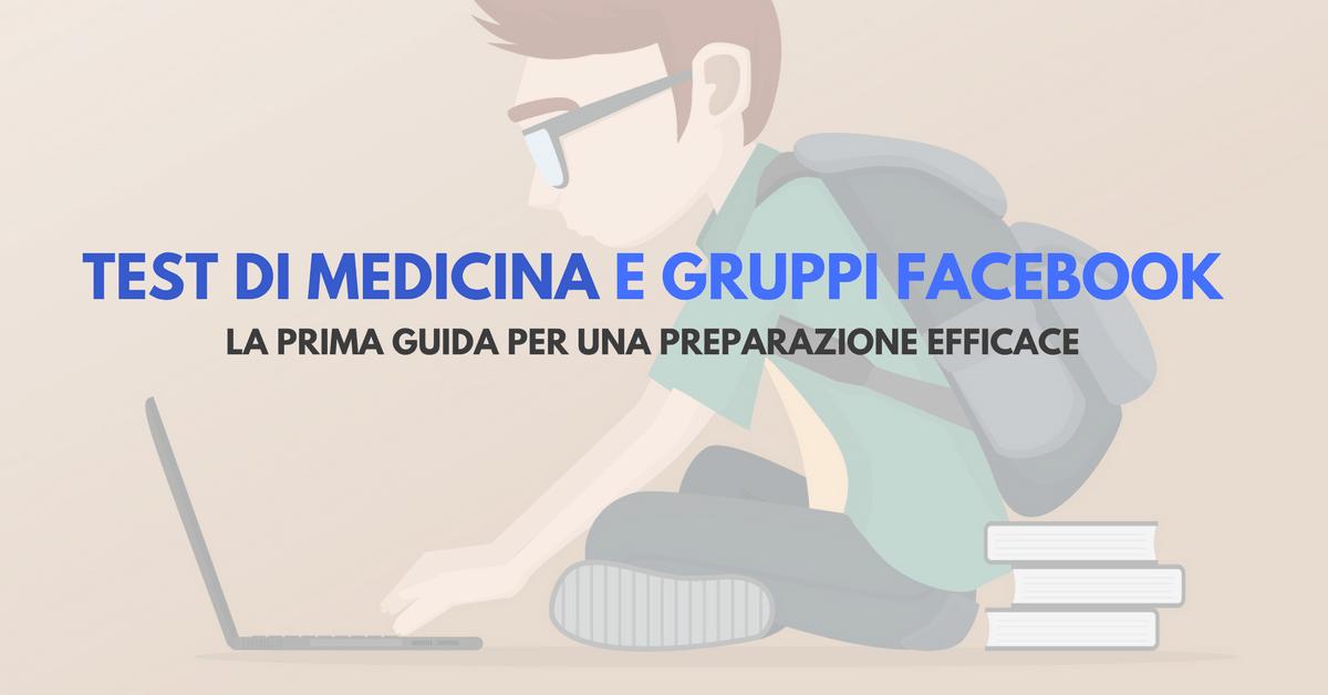 test-medicina-gruppi-facebook