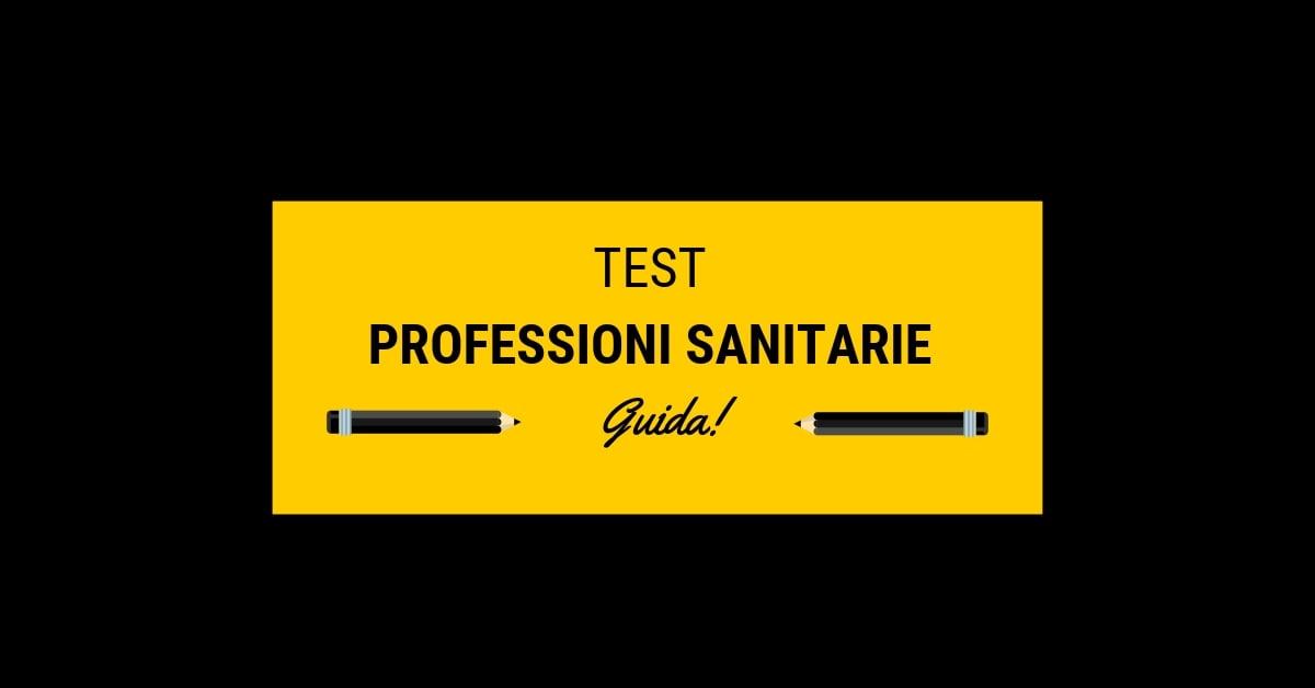 preparazione test professioni sanitarie