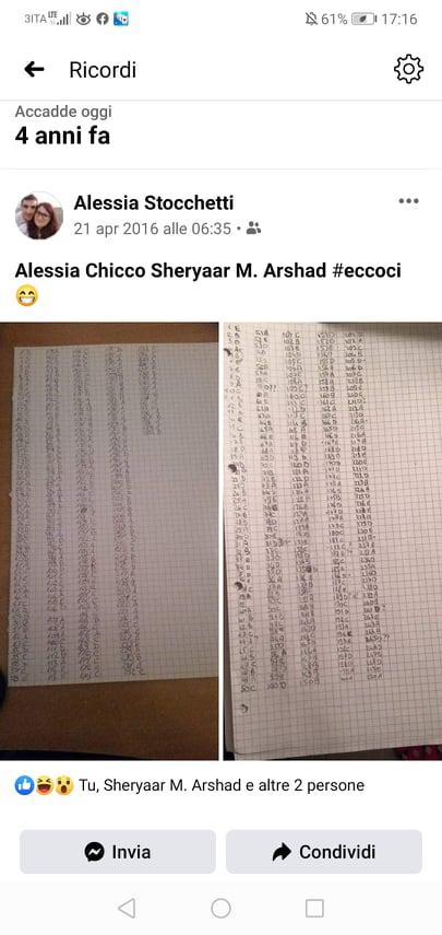 Alessia Quiz Test Ammissione